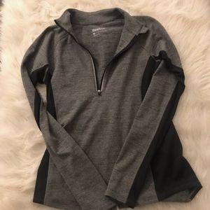 NWOT Reebok Pullover zip up